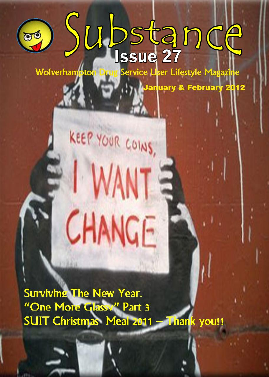 Substance Issue 27
