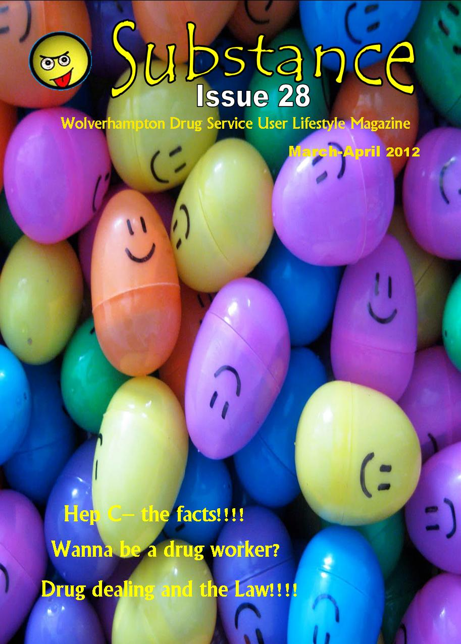 Substance issue 28