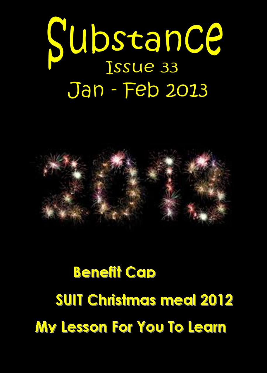 Substance Issue 33